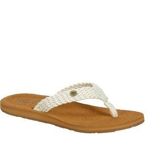 ROXY women's tidepool flip flop